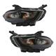 1ALHP01134-2013-16 Dodge Dart Headlight Pair