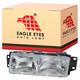 1ALHL00743-Oldsmobile Headlight