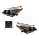 1ALHP01101-2012-14 Toyota Yaris Headlight Pair
