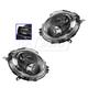 1ALHP01105-Mini Cooper Cooper Clubman Headlight Pair