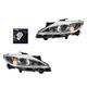 1ALHP01113-2010-12 Mazda CX-9 Headlight Pair