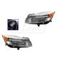 1ALHP01115-2011-13 Buick Regal Headlight Pair