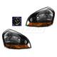 1ALHP01111-Hyundai Tucson Headlight Pair