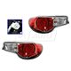 1ALTP00918-2013-16 Scion FR-S Tail Light Pair
