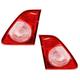 1ALTP00915-2009-10 Toyota Corolla Tail Light Pair