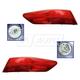 1ALTP00914-2013-15 Acura ILX Tail Light Pair
