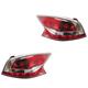 1ALTP00910-2013 Nissan Altima Tail Light Pair