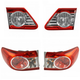1ALTP00908-2011-13 Toyota Corolla Tail Light
