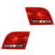1ALTP00901-2009-13 Audi A3 A3 Quattro Tail Light Pair