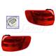 1ALTP00900-2009-13 Audi A3 A3 Quattro Tail Light Pair