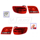 1ALTP00902-2009-13 Audi A3 A3 Quattro Tail Light