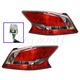 1ALTP00935-2013 Nissan Altima Tail Light Pair