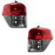 1ALTP00947-2010-13 Toyota 4Runner Tail Light Pair