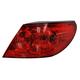 1ALTL01599-2009-10 Chrysler Sebring Tail Light