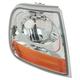 1ALPK00631-Ford Corner Light Passenger Side