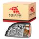 1ALHL00876-2000-02 Cadillac Deville Headlight