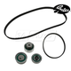 GATBK00032-Mitsubishi Eclipse Galant Timing Belt and Component Kit  Gates TCK340