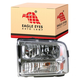 1ALHL00868-Ford Headlight Driver Side