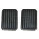 1AIMK00019-Hyundai Clutch & Brake Pedal Pad Set  Dorman 20743