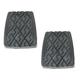 1AIMK00014-Toyota Corolla MR2 Tercel Clutch & Brake Pedal Pad Set  Dorman 20724