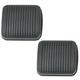 1AIMK00015-Jeep Clutch & Brake Pedal Pad Set