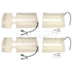 1AIMK00006-Seat Bottom & Back Heater Kit Pair