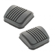 1AIMK00002-Brake & Clutch Pedal Pad Cover Set for Models with Manual Transmission