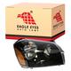 1ALHL00843-2005-07 Dodge Magnum Headlight Passenger Side