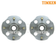 TKSHS00219-1998-02 Honda Accord Wheel Bearing & Hub Assembly  Timken 512176