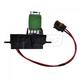 1AACD00012-1996-05 Chevy Astro GMC Safari Blower Motor Resistor Front ACDelco 15-80550