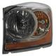 1ALHL00809-2004-05 Dodge Durango Headlight