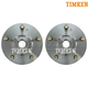 TKSHS00221-Mitsubishi Wheel Bearing & Hub Assembly Front Pair