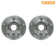 TKSHS00223-Avanti II Ford Mustang Wheel Bearing & Hub Assembly Front Pair Timken HA590017