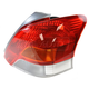 1ALTL01495-2009-11 Toyota Yaris Tail Light