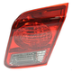 1ALTL01479-2003-05 Honda Civic Tail Light Passenger Side