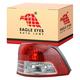 1ALTL01412-2006-12 Toyota Yaris Tail Light