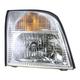1ALHL00997-2002-05 Mercury Mountaineer Headlight Passenger Side