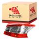 1ALTL01805-2013-15 Nissan Sentra Tail Light