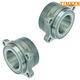 TKSHS00249-Infiniti FX35 FX45 Wheel Hub Bearing Module Rear Pair
