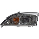 1ALHL00948-2005-07 Ford Focus Headlight Driver Side