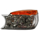 1ALHL00960-2002-03 Buick Rendezvous Headlight Driver Side