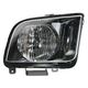 1ALHL00955-2005-06 Ford Mustang Headlight