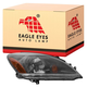 1ALHL00989-Mitsubishi Lancer Headlight Passenger Side