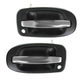 1ADHS01003-Exterior Door Handle Front Pair