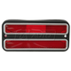 1ALPK00372-1968-72 Side Marker Light Driver or Passenger Side Red