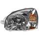 1ALHL00978-Hyundai Santa Fe Headlight