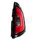 1ALTL01763-2012-13 Kia Soul Tail Light Passenger Side