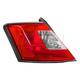 1ALTL01738-2010-12 Ford Taurus Tail Light Driver Side