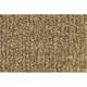ZAICK14762-1984-91 Isuzu Trooper Complete Carpet 7140-Medium Saddle