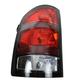 1ALTL01666-2008-09 GMC Sierra 1500 Tail Light Driver Side